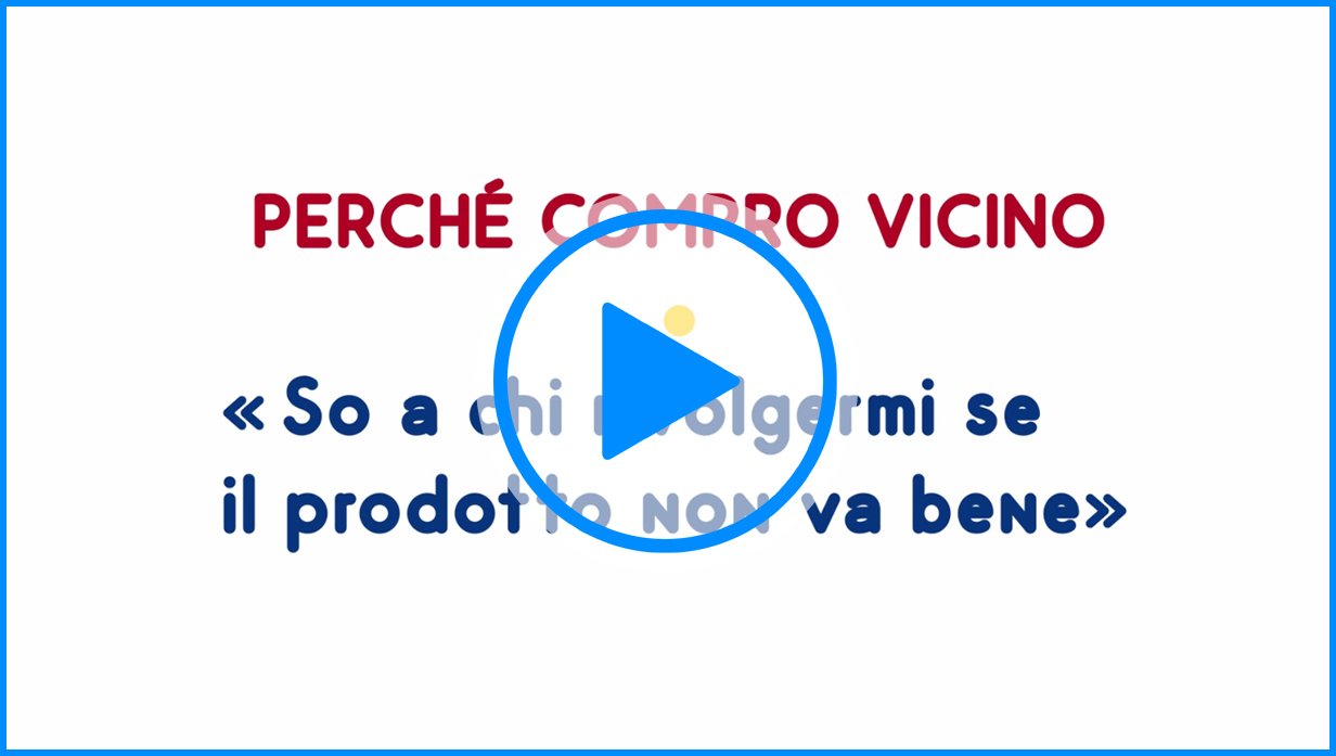 assistenza compro vicino guardo lontano