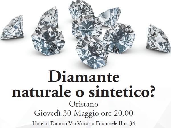 Diamante naturale o sintetico?