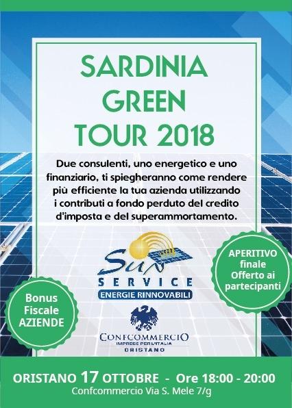 SARDINA GREEN TOUR 2018