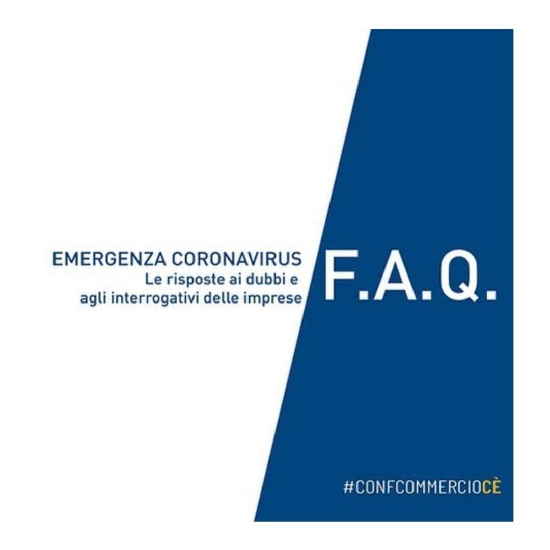 Emergenza Coronavirus - Le risposte ai dubbi e agli interrogativi delle imprese