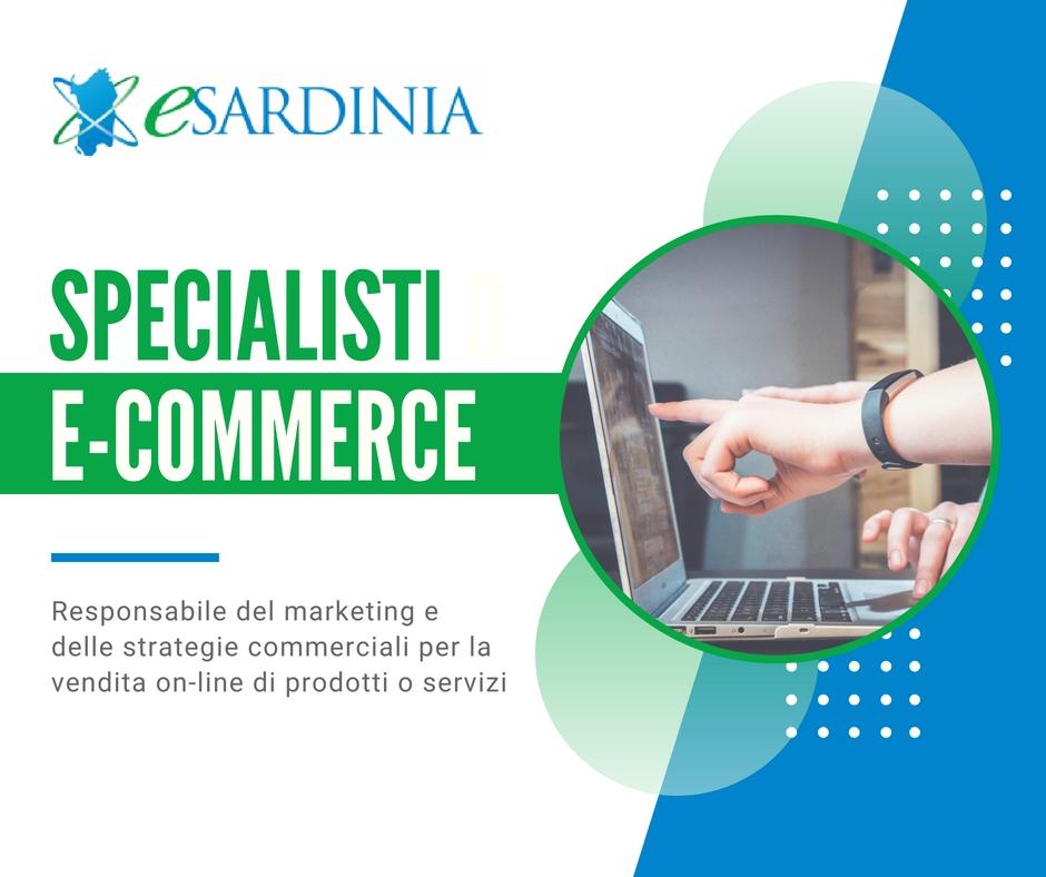 """Aperte le iscrizioni al percorso formativo gratuito """"Responsabile del marketing e delle strategie commerciali per la vendita on line di prodotti o servizi"""""""
