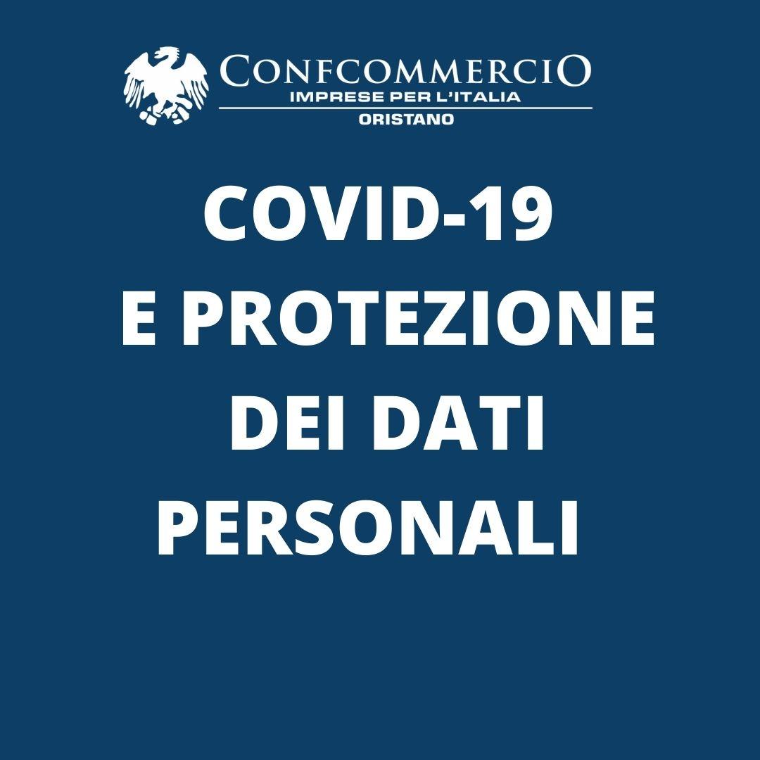 Privacy - Indicazioni per le attività commerciali, associative e ricreative nel periodo estivo.