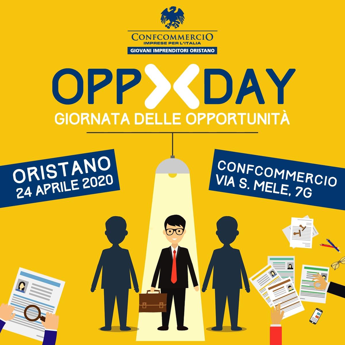 La giornata delle opportunità
